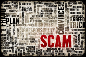 Workshop: Financial Scams-Just Say No--Aurora Hills