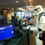 A Library Star Wars Celebration for All Ages--Central