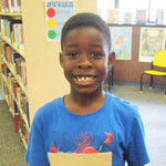 Meet Aurora Hills' 2015 Summer Reading Winner