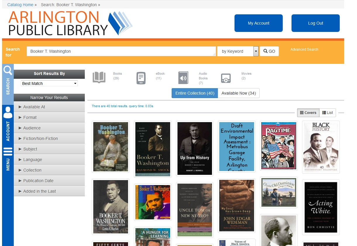 Your Library Catalog Just Got a Makeover!