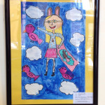 Claremont Immersion Elementary: Mixed Media