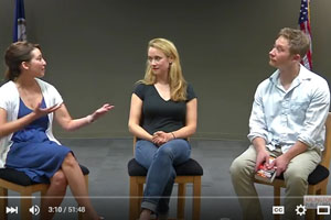 Video: Shut Up and Write with Kate Hattemer and Carmen Rodrigues