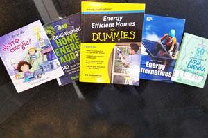 Rethink Energy: Books