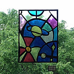 Kenmore Middle School: Stained Glass