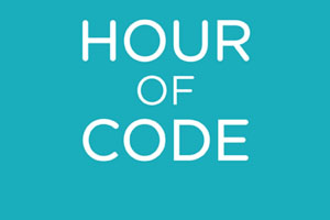"""Hour of Code"" with Girls Tech Too"