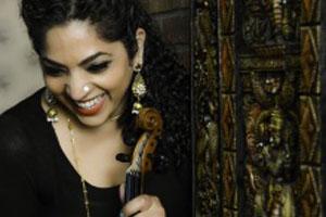 Global-Phonic Series Starts June 9 with Violinist Nistha Raj