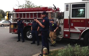 Fire Safety Program at Columbia Pike
