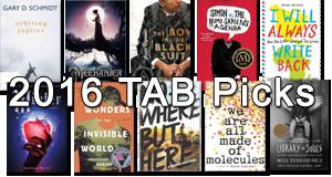 2016 TAB Lists