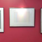 Gene Davis - Pastels/Painting