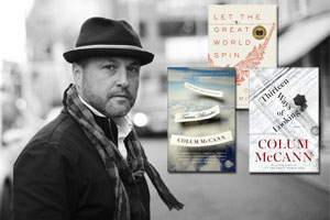 Arlington Reads Presents Colum McCann