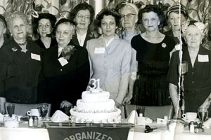 Organization Focused on Local Issues for 93 Years