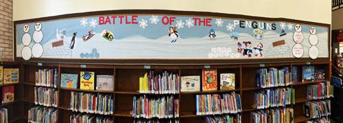 Battle of the Penguins